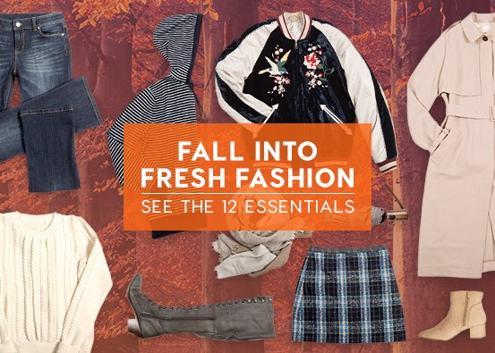 Fall Fashion Guide